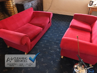 6 red sofas after web