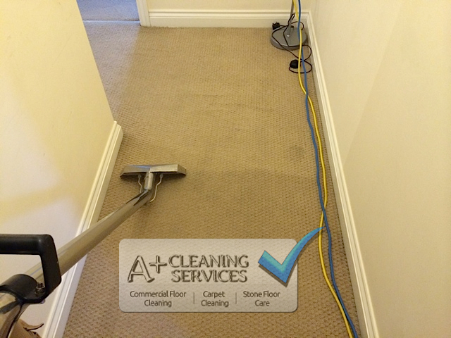 Cirencester Carpet Cleaning - Flat Flooded (After) by A+ Cleaning Services