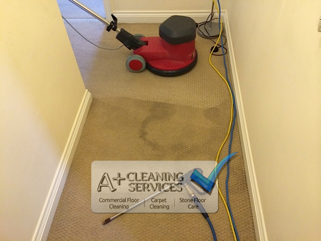 Cirencester Carpet Cleaning - Flat Flooded (Middle) by A+ Cleaning Services