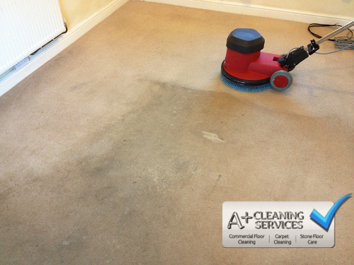 Carpet Cleaning Cirencester - Sofa Shuffle 1 by A+ Cleaning Services