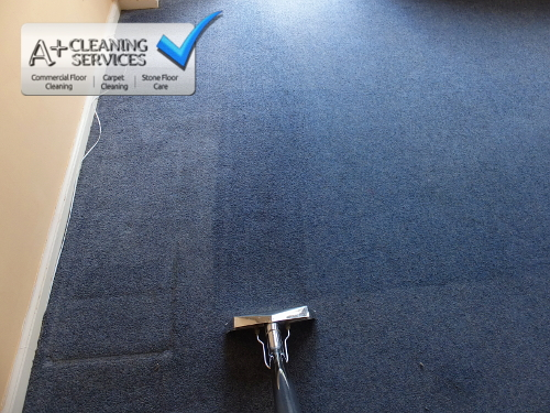 Carpet Cleaning Gloucester - Brilliant Blue 3 by A+ Cleaning Services