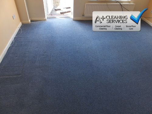 Carpet Cleaning Gloucester - Brilliant Blue 4 by A+ Cleaning Services