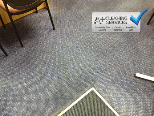 Carpet Cleaning Gloucester - Doorway Dirt 2 by A+ Cleaning Services