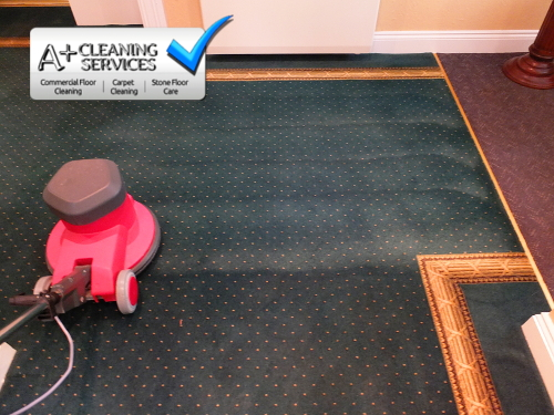 Carpet Cleaning Stroud - Retirement Village 2 by A+ Cleaning Services