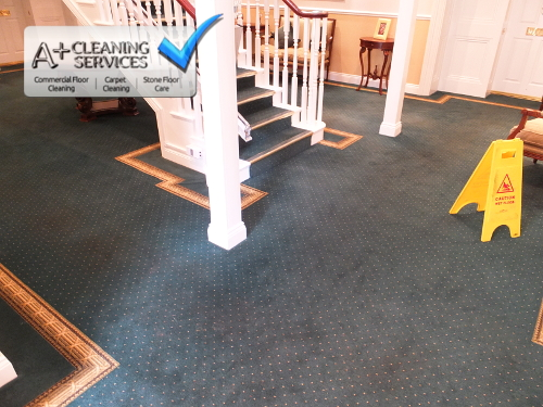 Carpet Cleaning Stroud - Retirement Village - A+ Cleaning Services