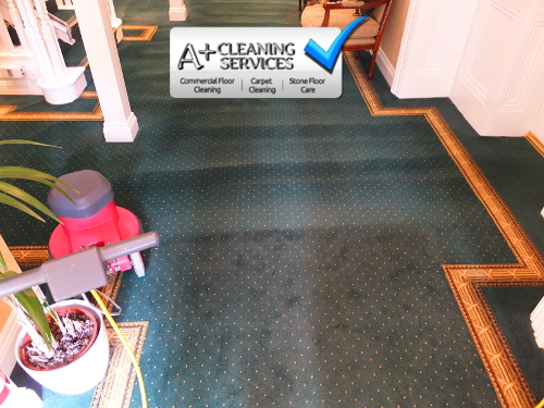 Carpet Cleaning Stroud - Retirement Village 3 by A+ Cleaning Services