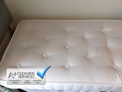 Mattress Cleaning by A+ Cleaning Services